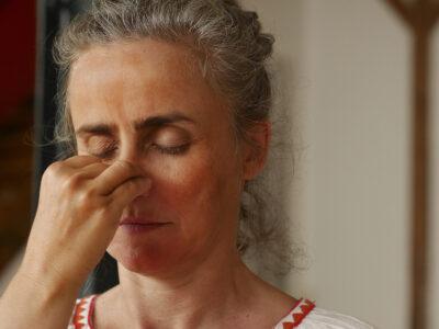 Shooting mit Corinna Markmann
